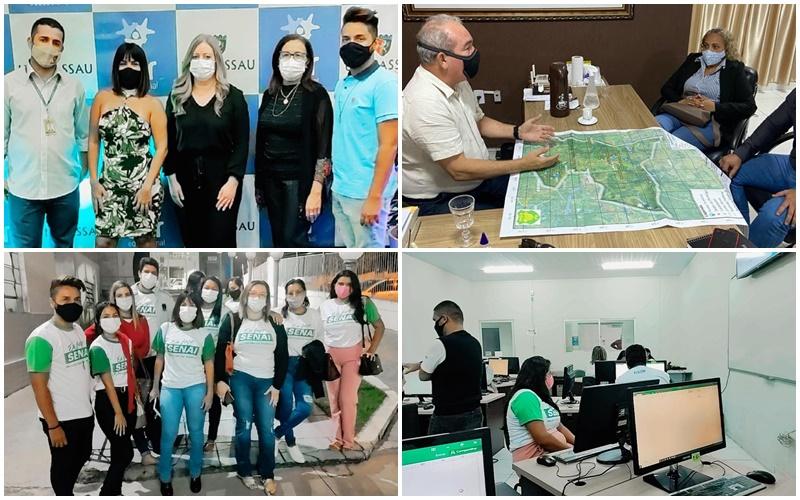 Secretaria Municipal de Educação investe em capacitação, novas parcerias e busca ensino integral